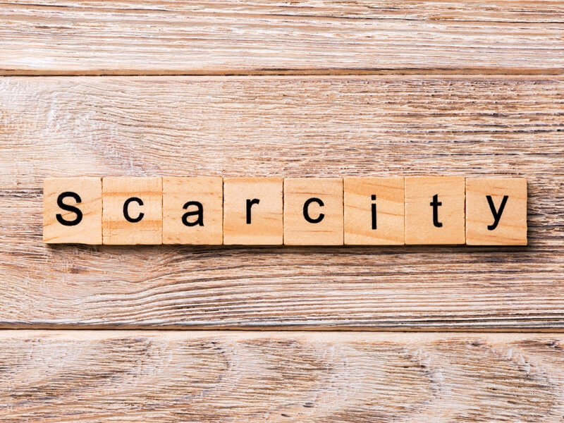 Property Scarcity and Price – Part 1